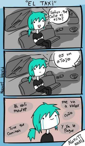 Los Taxis - meme