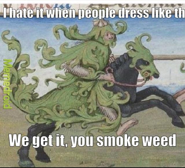we get it. - meme