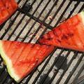 Pastèque grillée, excellent, à tester