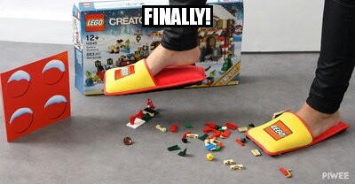 Thank you LEGO - meme