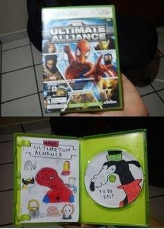 yay bad games - meme