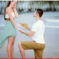 Demande de mariage à l'italienne