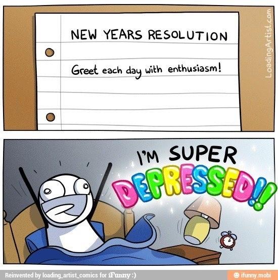 dem resolutions always work - meme