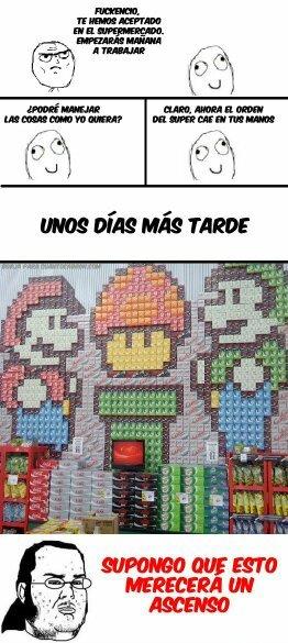 Ascenso - meme