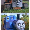 Wtf Thomas?