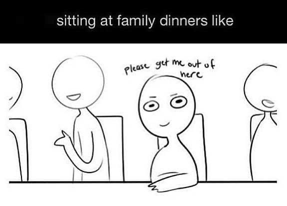 Every night - meme