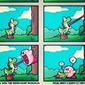 Kirby es un loquillo