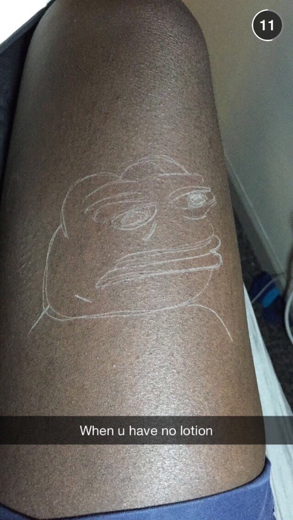 The rarest pepe - meme