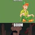 The real Peter Pan