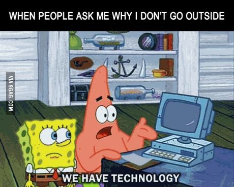Patrick telling the truth - meme