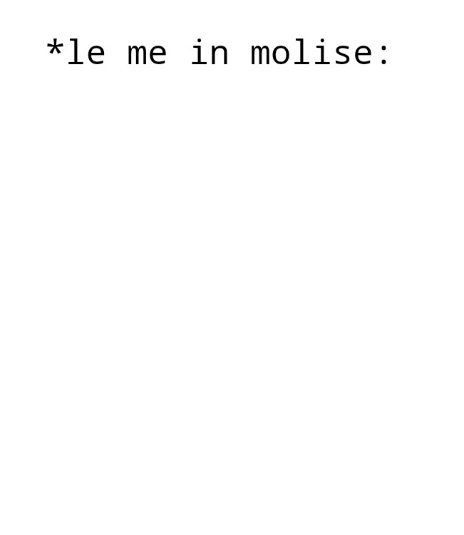 Molise - meme