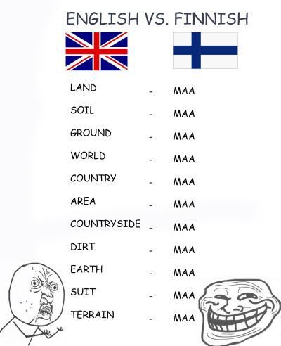 Finland - meme