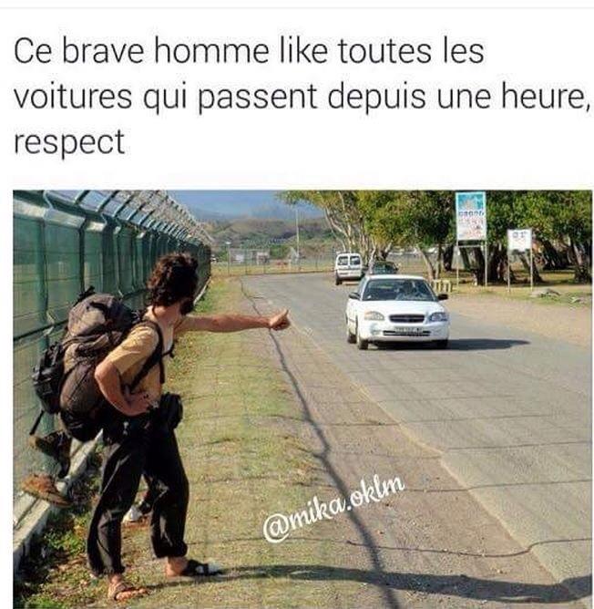 Brave homme - meme