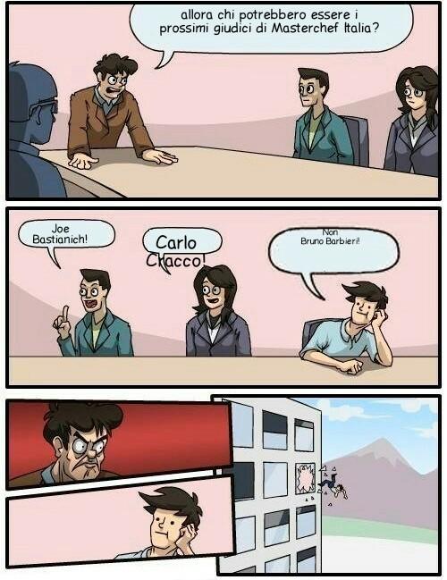Dovrebbero cambiarli sempre uguali stufano - meme