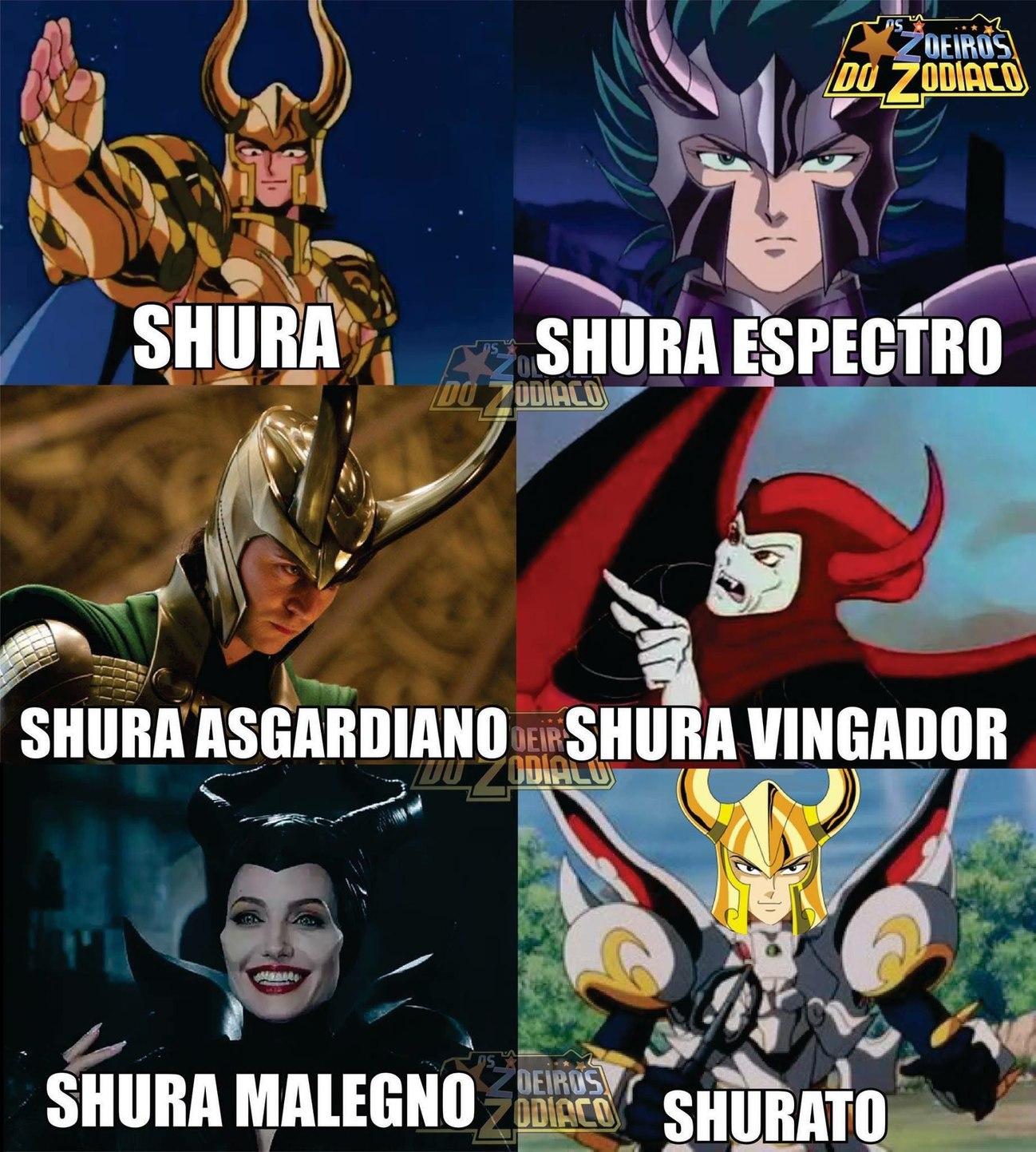 Shurato - meme