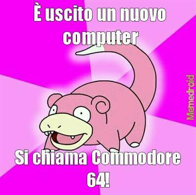 Commodore 64 - meme