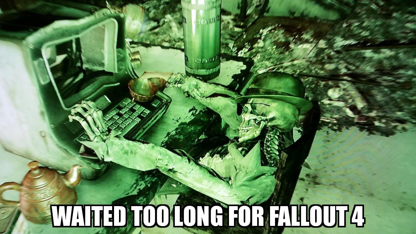 Fallout 4 - meme