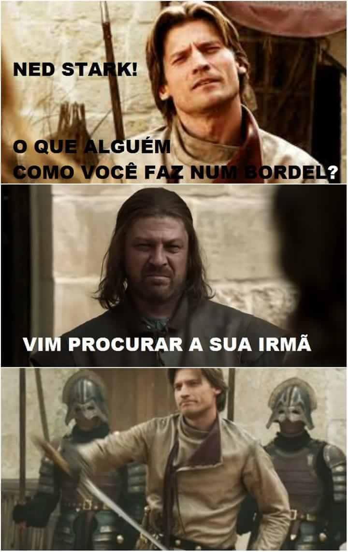 Cersei = incesto - meme