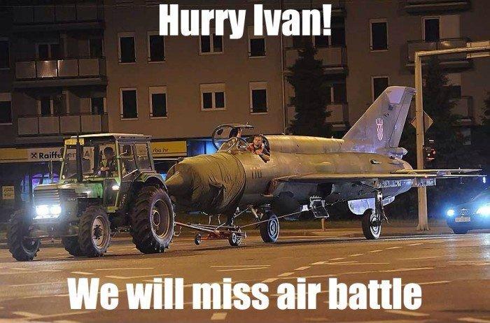 Damnit Ivan - meme
