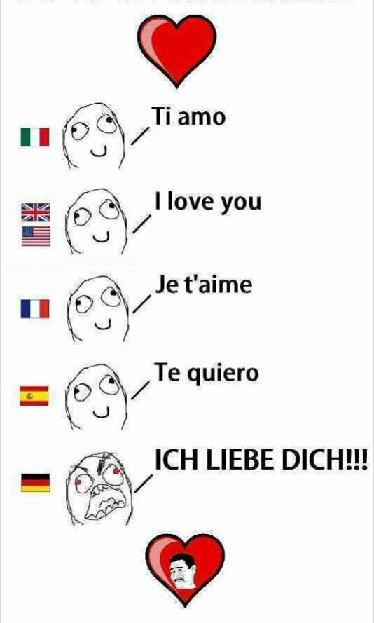 Alemanes... - meme