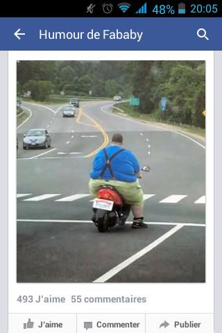 Lui il a pas besoin de frein ... - meme