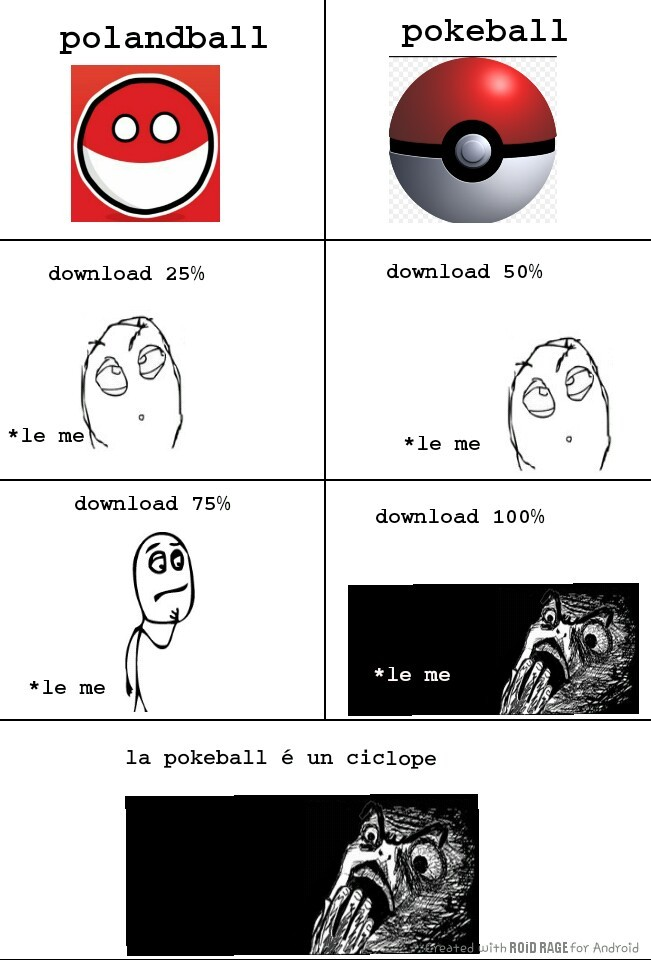 viva le polandball - meme
