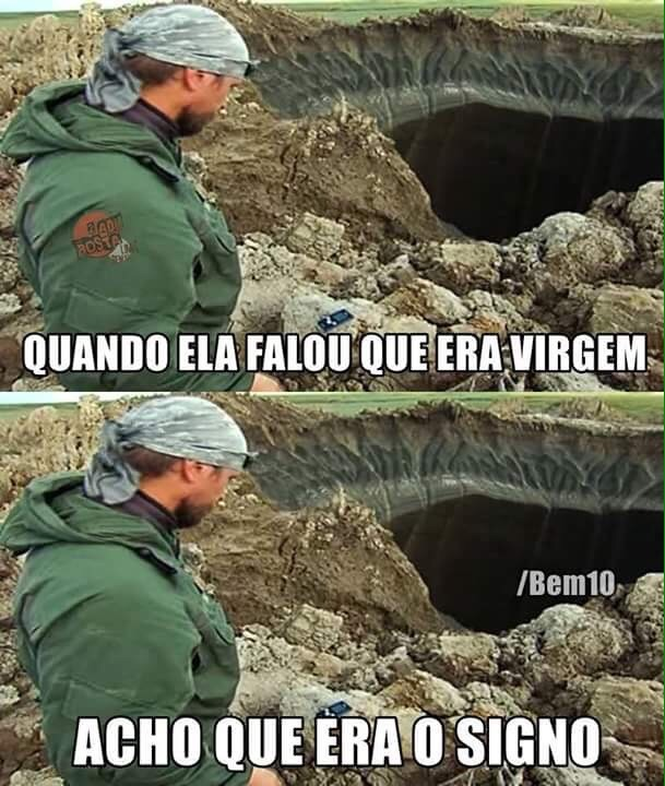 The cilada has Been planted - meme