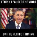 Obama high af
