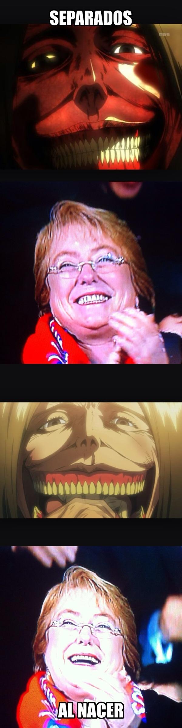 VAMO CHILE!! - meme