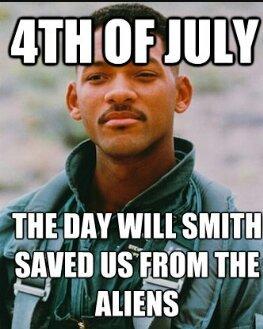 Happy 4th everyone! *Eagle screeches* - meme