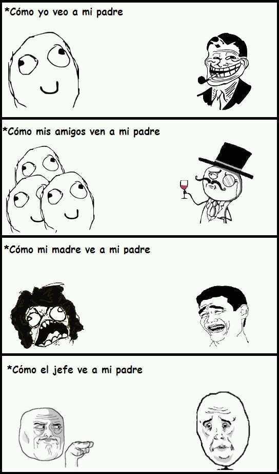 Padre - meme