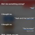 I hate Siri