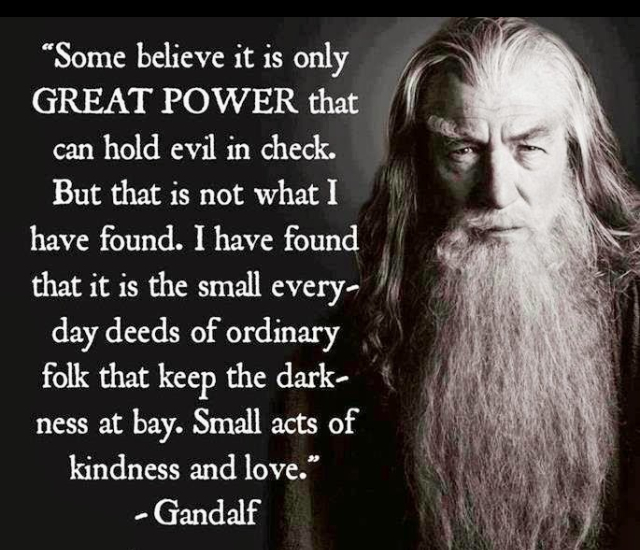 Gandalf the wise - meme