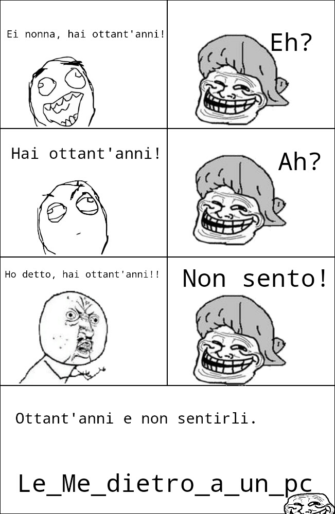 Le nonne.... - meme