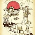 Arca de Noé dos pokémons