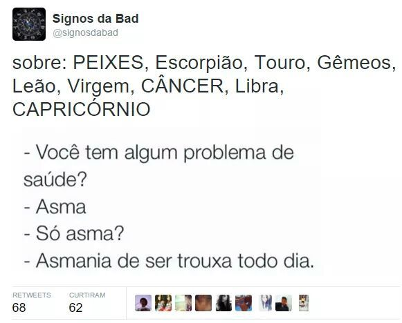Signos de bad... - meme