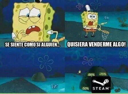 Ese steam.... - meme