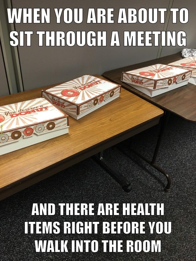 Office life rules... sometimes - meme