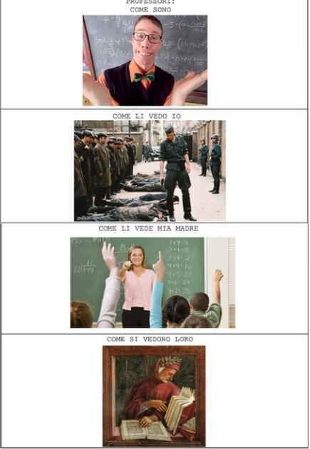 professori - meme