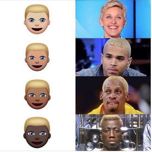 Nuevos emojis - meme