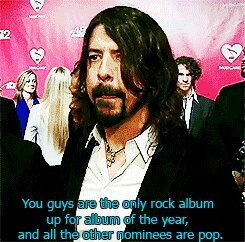 Dave Grohl's Pokerface - meme