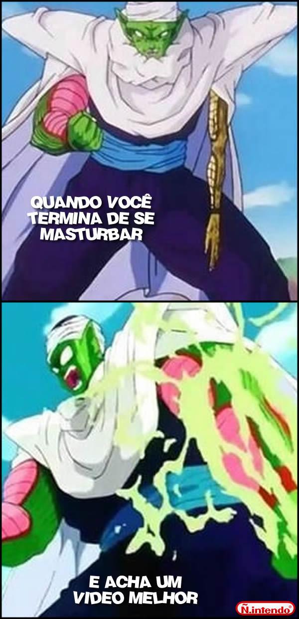 Picollo ( ͡ʘ ͜ʖ ͡ʘ) - meme