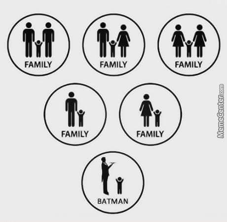 Différents type de famille... - meme