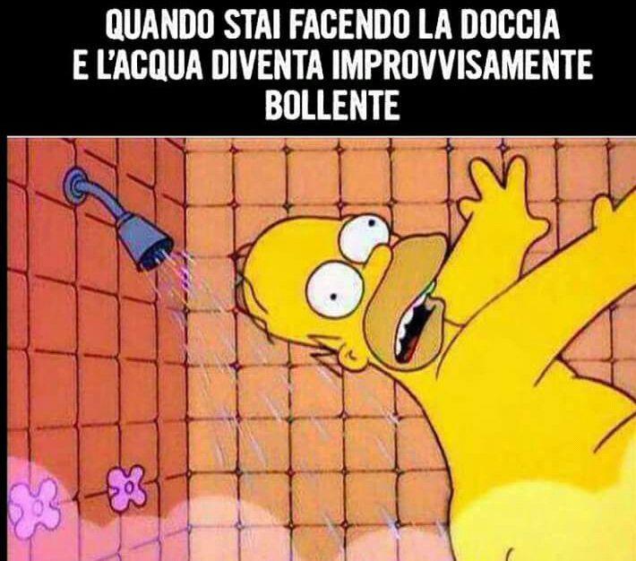 Homer scotta culo - meme