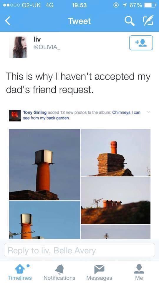 Chimneys - meme