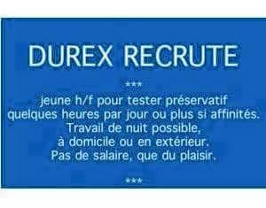 Pour ceux qui sont à la recherche d'un emploi…
