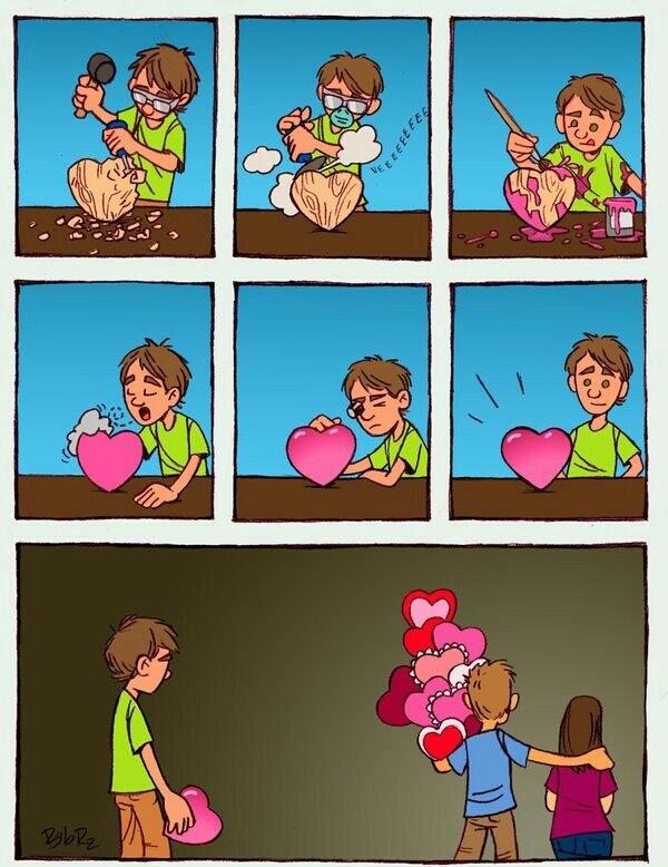 A vida :) - meme