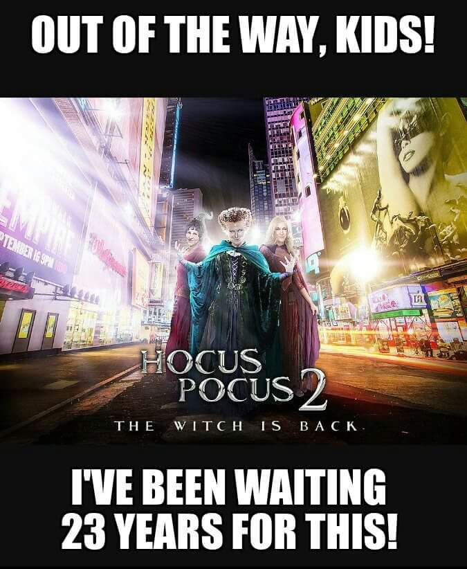 I did my waiting 23 years of it. - meme