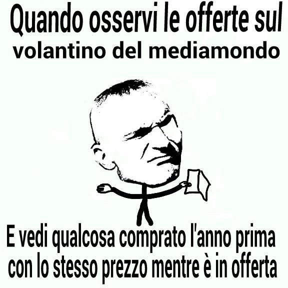Volantini - meme