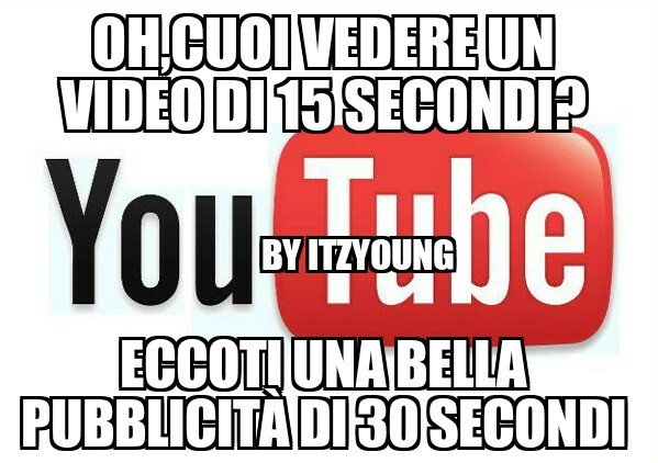 YouTube True Story - meme
